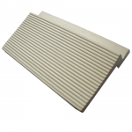 Pool tile 5830 – ivory ribbed grate support