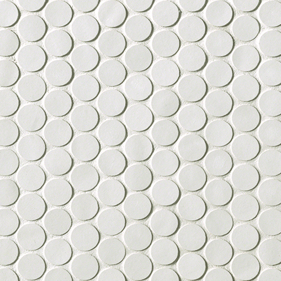 Columbia Penny Round Gesso
