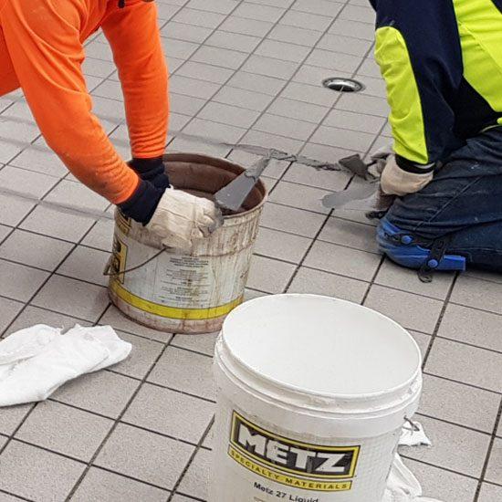 Fixing Materials